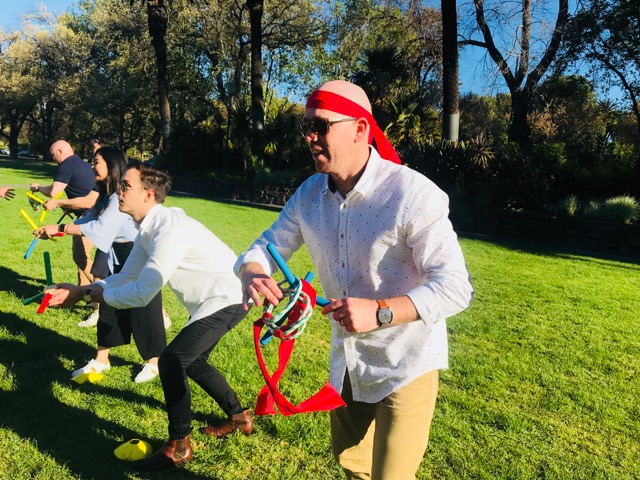 Brisbane-amazing-race-activities