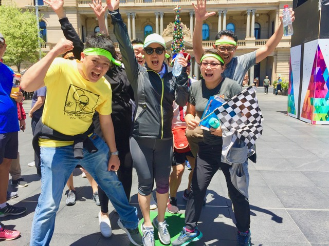 Amazing race fun activities in Sydney