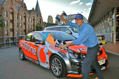 Amazing Race Sydney Cbd Racing Car