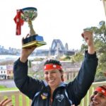 Amazing Race Sydney Winners are Grinners in The Rocks team building success