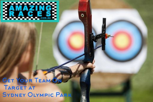 Amazing race archery activities sydney to hunter valley wine country experiences