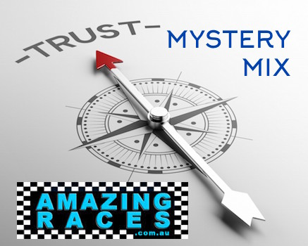 Mystery Mix of activities on this amazing race through Sydney, Parramatta or Gold Coast