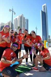 Surfers Paradise Amazing Race