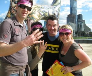 Amazing Races Melbourne Team