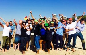 Surfers Paradise beaches team building activities and fun events for corporate groups conferencing on Gold Coast