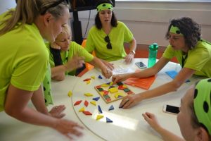 amazing race activity puzzles