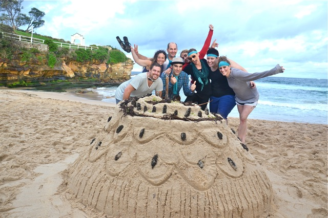 Coogee Beach Amazing Race Team Building Group Activities And Beach