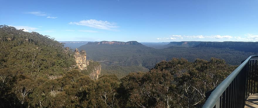 Blue-mountains-three-sisters-valley